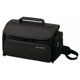Sony LCS-U30 Carrying Case for Camcorder, Camera, Accessories - Black