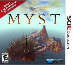NinDS 3DS - Myst