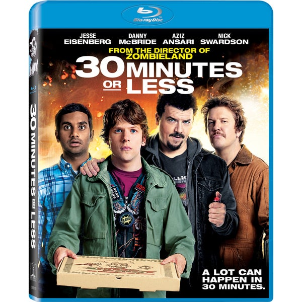 30 Minutes Or Less (Blu-ray Disc) 8412484