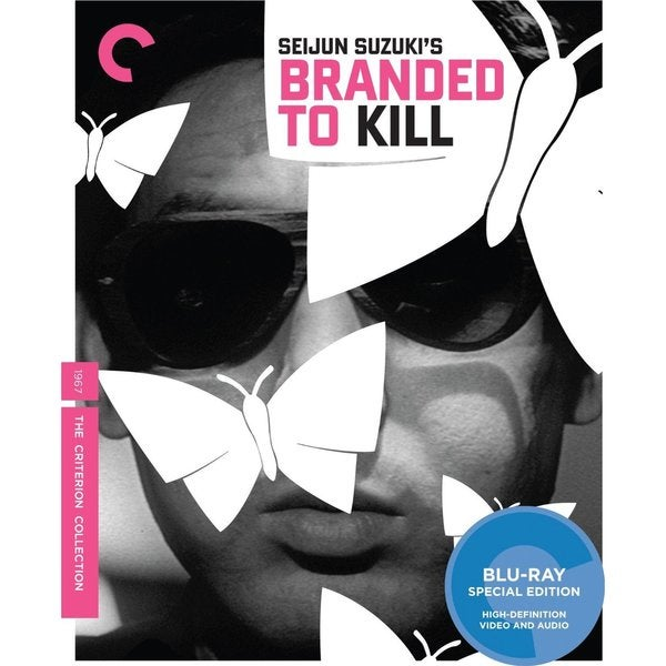Branded To Kill (Blu-ray Disc) 8412490