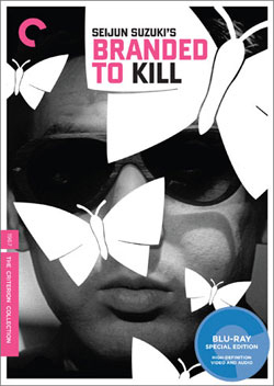 Branded to Kill - Criterion Collection (Blu-ray Disc)
