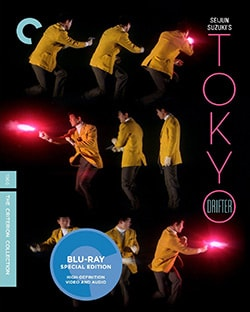 Tokyo Drifter - Criterion Collection (Blu-ray Disc)
