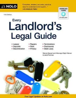Every Landlord's Legal Guide (Paperback)
