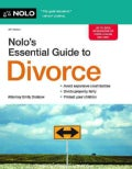 Nolo's Essential Guide to Divorce (Paperback)