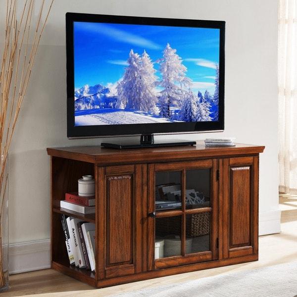 Oak 42 Inch Bookcase Tv Stand Amp Media Console 13872890