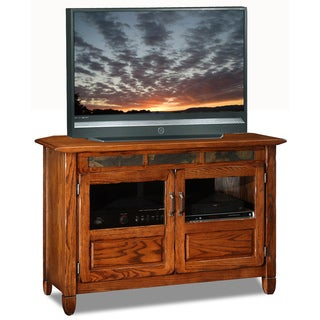 Rustic Oak/Slate 46-inch TV Stand & Media Console