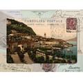 Corey Wolfe 'Italian Villa 2' Gallery-wrapped Canvas Art