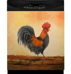Appliance Art 'Barnyard Rooster' Dishwasher Cover