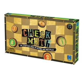 Educational Insights Check Math Board Game