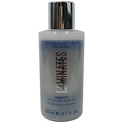 Sebastian Laminates Grip Plus 5.1-ounce Texturizing Shine Gel (Pack of 2)