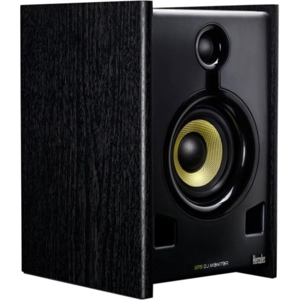 Hercules XPS Series 2.0 80 DJ Monitor 2.0 Speaker System - 40 W RMS