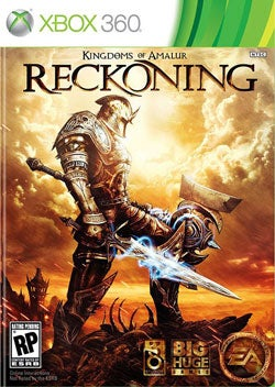 Xbox 360 - Kingdoms of Amalur: Reckoning