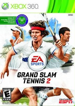 Xbox 360 - Grand Slam Tennis 2