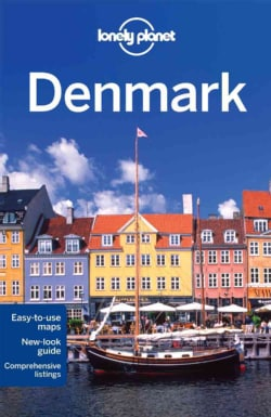 Lonely Planet Denmark (Paperback)