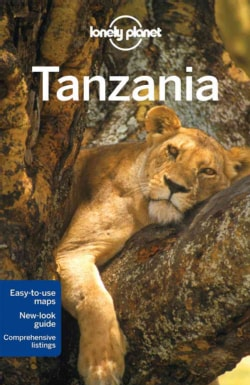 Lonely Planet Tanzania (Paperback)