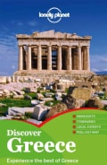 Lonely Planet Discover Greece (Paperback)
