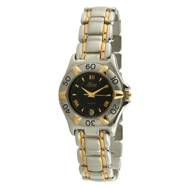 Swiss Edition Women's Two-tone Stainless Steel Watch