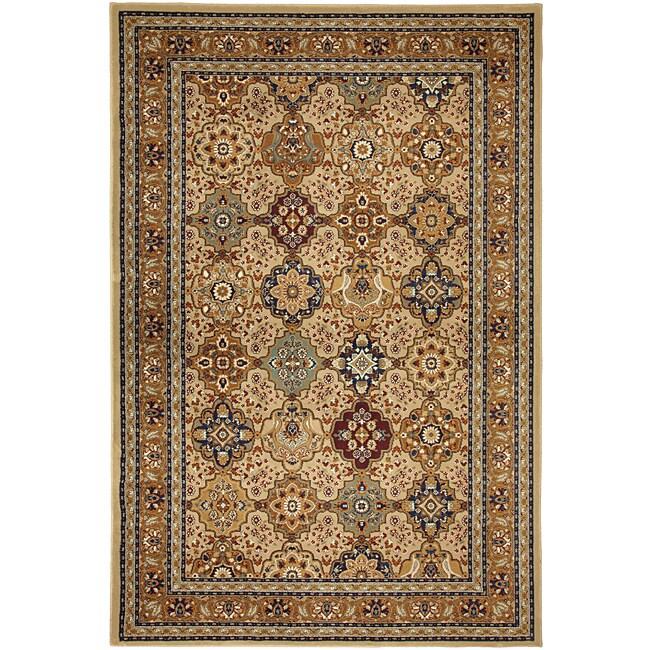 Alhambra Beige Rug (5'3 x 7'10)
