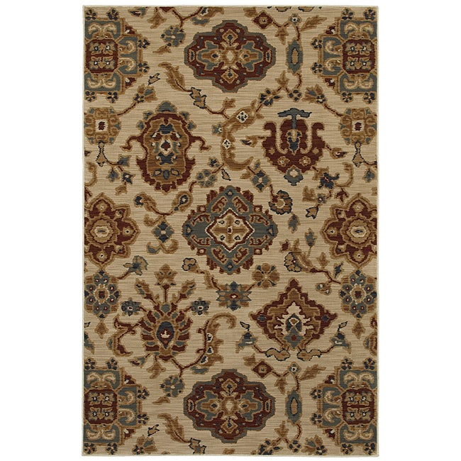 Old World Rug (5'3 X 7'10)