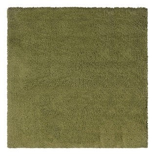 Manhattan Green Area Rug (8' Square)