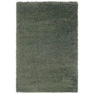 Manhattan Blue Area Rug (6'7 x 9'6)