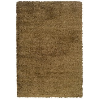 Manhattan Gold Area Rug (6'7 x 9'6)