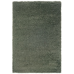 Manhattan Blue Area Rug (5'3 x 7'9)
