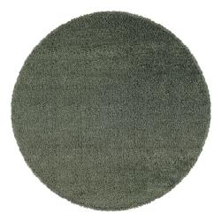 Manhattan Blue Area Rug (6' Round)