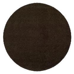 Manhattan Brown Area Rug (8' Round)