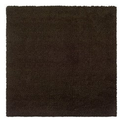 Manhattan Brown Area Rug (8' Square)
