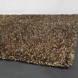 Handwoven Mandara Casual Shag Area Rug (9' x 13')