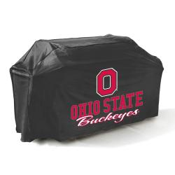 Mr. BBQ Ohio State Buckeyes 65-inch Gas Grill Cover