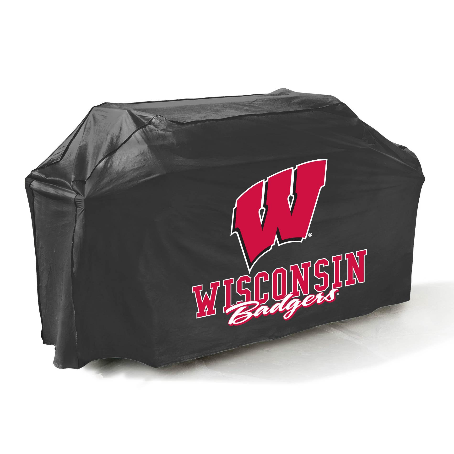 Mr. BBQ Wisconsin Badgers 65-inch Gas Grill Cover