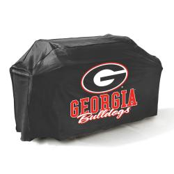 Georgia Bulldogs 65-inch Gas Grill Cover