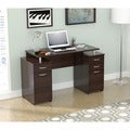 Inval Executive Style Computer Desk