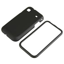Rubber Coated Cases/ Screen Protector for Samsung Galaxy S 4G