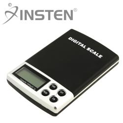 INSTEN Black Mini 2-pound Digital Pocket Gem and Jewelry Scale