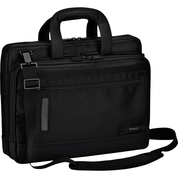 "Targus Revolution TTL414US Carrying Case for 14.1"" Notebook - Black"