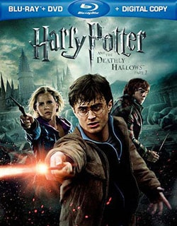 Harry Potter And The Deathly Hallows: Part 2 (Blu-ray/DVD)