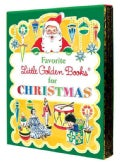 Favorite Little Golden Books for Christmas (Hardcover)