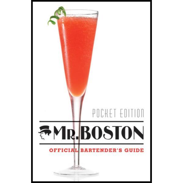 Mr. Boston: Official Bartender Guide (Paperback)