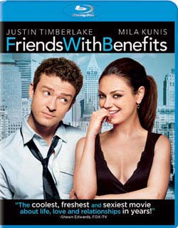 Friends with Benefits (Blu-ray Disc)