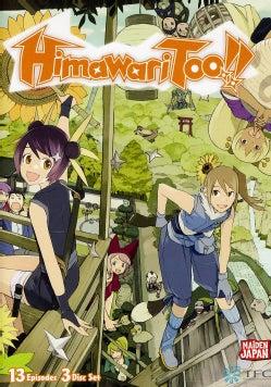 Himawari, Too!: Season 2 Collection (DVD)