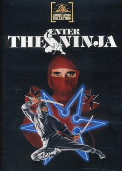 Enter The Ninja (DVD)