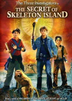 The Three Investigators And The Secret Of Skeleton Island (DVD)