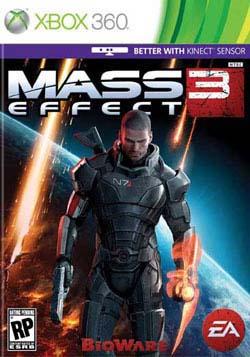 Xbox 360 - Mass Effect 3