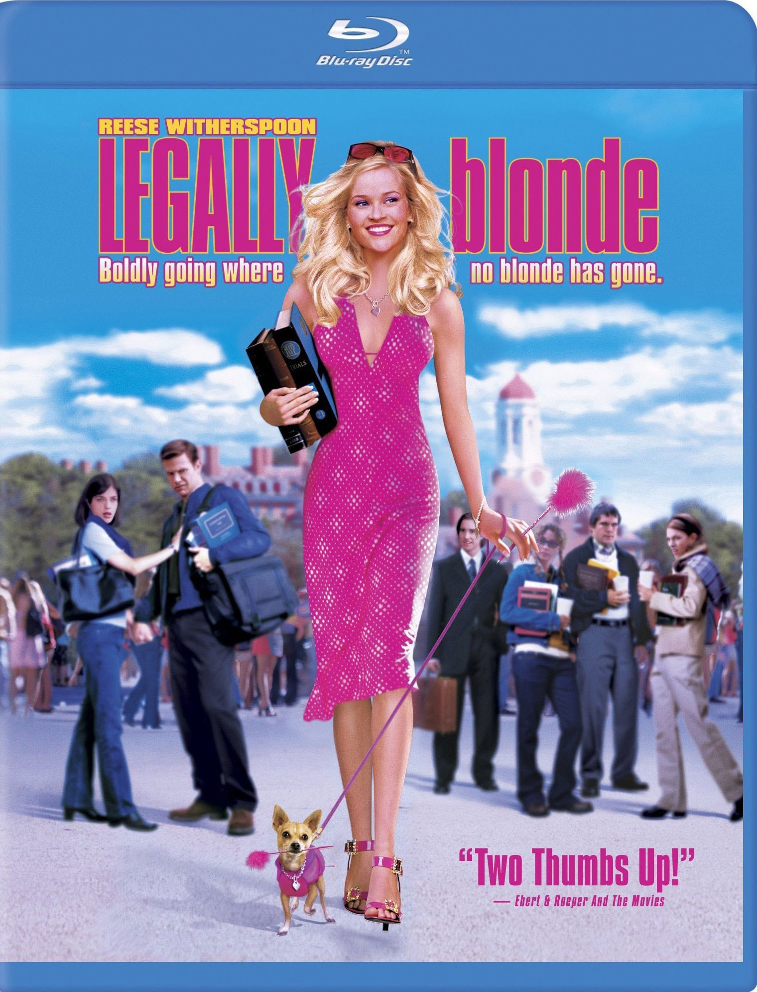 Legally Blonde (Blu-ray Disc)