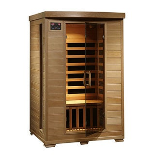 Radiant Sauna 2-person Carbon Infrared Sauna