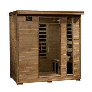 Radiant Sauna 4-person Carbon Infrared Sauna