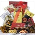 Sweet & Savory Delights Gourmet Snack Gift Basket